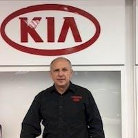 John Kadet at Lockwood Kia