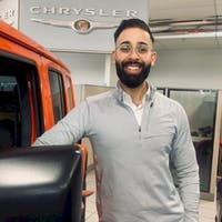 Kesniel Dhanoa at Ontario Chrysler Jeep Dodge Ram