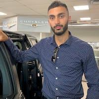 Abdallah  Alzoubi at Ontario Chrysler Jeep Dodge Ram