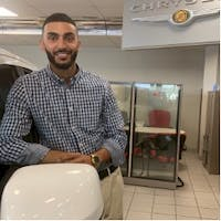 Abdallah  Alzoubi at Ontario Chrysler Jeep Dodge Ram