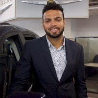 Moin Shaikh at Ontario Chrysler Jeep Dodge Ram