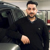 Ehsan Payman at Ontario Chrysler Jeep Dodge Ram