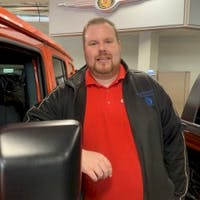 Grant Cafferty at Ontario Chrysler Jeep Dodge Ram
