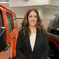 Suzanne Gagnon at Ontario Chrysler Jeep Dodge Ram