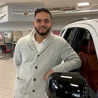 Fawaz Hossein at Ontario Chrysler Jeep Dodge Ram