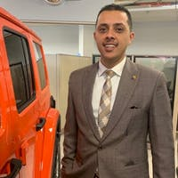 Sham Alammari at Ontario Chrysler Jeep Dodge Ram
