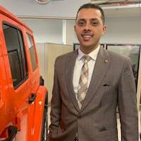 Sham Alammari at Ontario Chrysler Jeep Dodge Ram