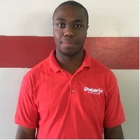Devaughn  Robinson at Ontario Chrysler Jeep Dodge  - Service Centre