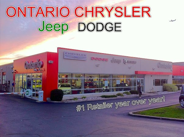 Ontario Chrysler Jeep Dodge Ram, Mississauga, ON, L4W 2A7