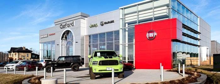 Oxford Dodge , London, ON, N6H 5K6