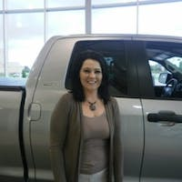 Erin Bailey at Parkcity Toyota