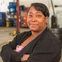 Claudette Williams at Parkway Honda
