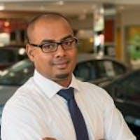 Kajan Kasilingam at Parkway Honda