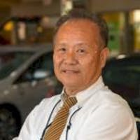 Stephen Chong at Parkway Honda