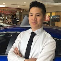 Chris Man at Parkway Honda
