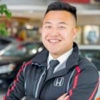 Brandon Ku at Parkway Honda