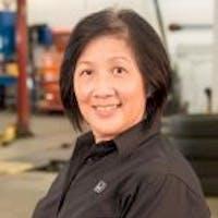 Shirley Chan at Parkway Honda