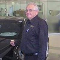 Doug Harris at Paul Sadlon Motors