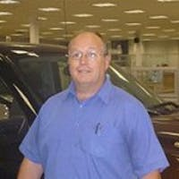 Owen Ferguson at Paul Sadlon Motors