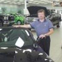 Jeff Hamilton  at Paul Sadlon Motors