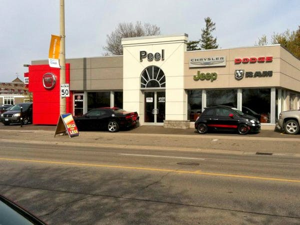 Peel Chrysler Jeep Dodge RAM, Mississauga, ON, L5H 1G6