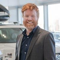 Darcy Burrell at Grande Prairie Volkswagen