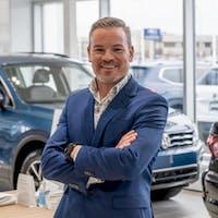 Philippe Beaupre at Grande Prairie Volkswagen