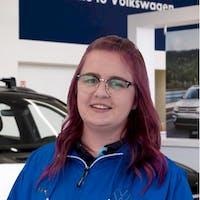 Miranda Amos-Rush at Grande Prairie Volkswagen