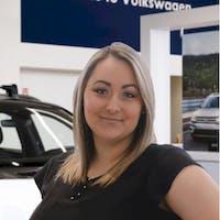 Madison Stoddart at Grande Prairie Volkswagen