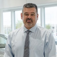 Walter Kalashnikoff at Grande Prairie Volkswagen