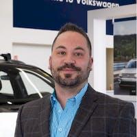 Adam  Hope at Grande Prairie Volkswagen