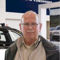 Bryan Loewen at Grande Prairie Volkswagen