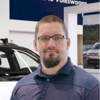 Sam Gerbrandt at Grande Prairie Volkswagen