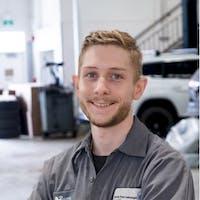 Ryan  Sweetman at Grande Prairie Volkswagen