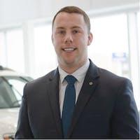 Drew  Pearson at Grande Prairie Volkswagen