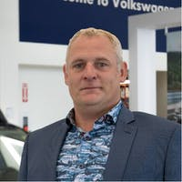 Raymond Proulx at Grande Prairie Volkswagen