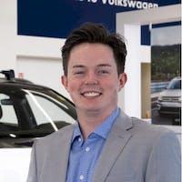 Shawn  Turcotte at Grande Prairie Volkswagen