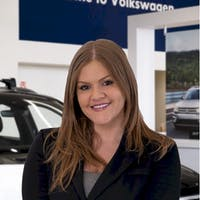 Paige  Nutting at Grande Prairie Volkswagen