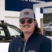 Alexander Radcliffe at Grande Prairie Volkswagen