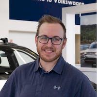 Daniel  Bartlett at Grande Prairie Volkswagen