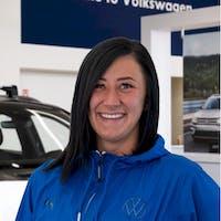 Morgan Matheson at Grande Prairie Volkswagen
