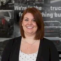 Julie  Platt  at Sherwood Buick GMC