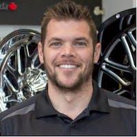 Rob  Perras at Sherwood Buick GMC