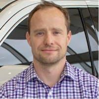 Robert Garten-Zutter at Sherwood Buick GMC