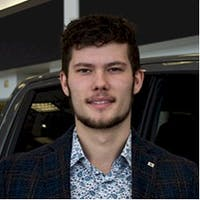 Tyler  McInnis at Sherwood Buick GMC