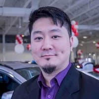 Ron  Cho at Pickering Toyota