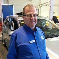 Ken Slingsby at Auto Gallery Subaru
