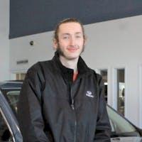 Justin  Schuweiler at Auto Gallery Subaru