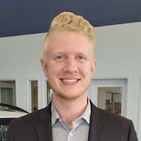 Brendan  Friedrich-Fraser at Auto Gallery Subaru