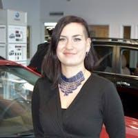 Hailey  Clark at Auto Gallery Subaru
